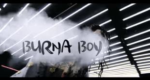 VIDEO: Burna Boy – Ye