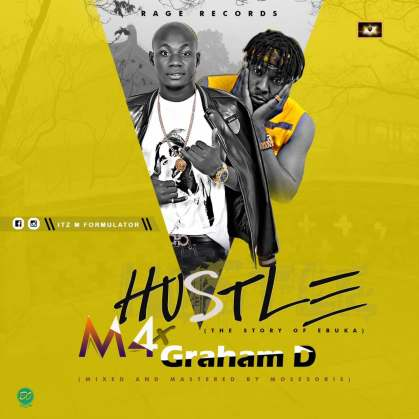 M4 - HUSTLE ft Graham D