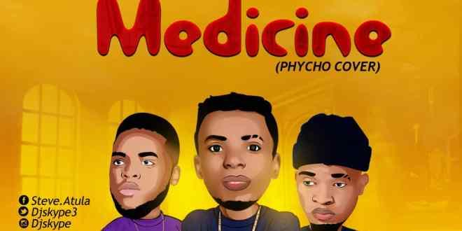 Dj Skype x YungCN x Hizzyfwesh - Medicine