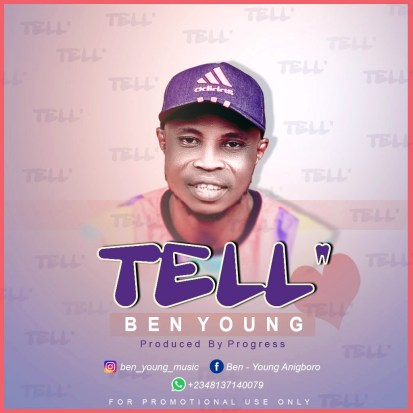 Ben Young - TELL