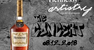 Hennessy To Shut Lagos Down With The Artistry Concert on The 8th Of December