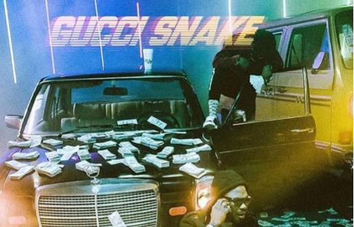 Wizkid ft. Slimcase – Gucci Snake