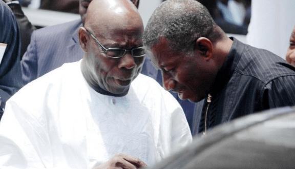 #2019Election Obasanjo, Jonathan And PDP Governors Storm Yola For Atiku