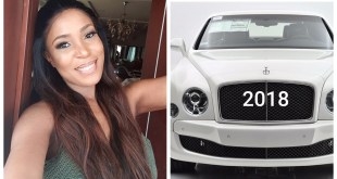 #10yearschallenge Linda Ikeji Shows Off Cars She Has Acquired Over the Years