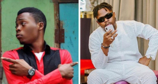 Olamide,Dremo, John Networq, Keeny Ice, Moxie, Kandid and More Share #10yearschallenge Throwback