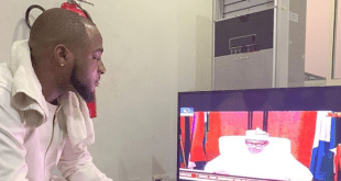 Davido Reacts to The postponed Nigerian Election