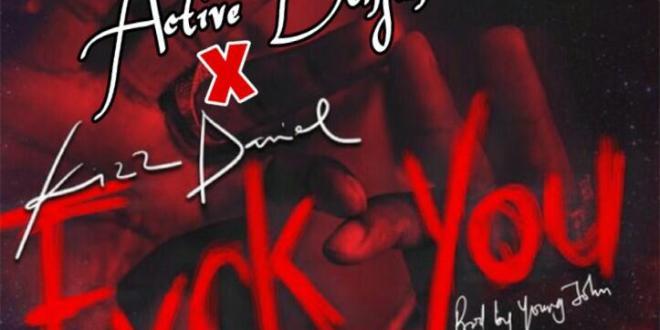 Donsun - Fvck You (Cover) ft Kizz Daniel
