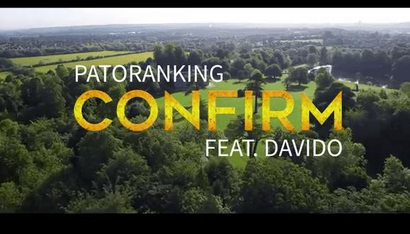 VIDEO: Patoranking ft. Davido – Confirm