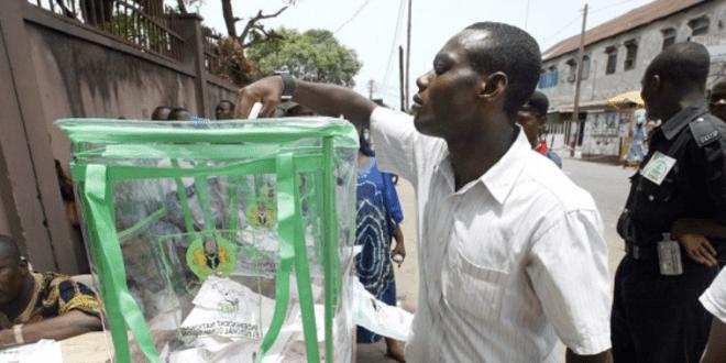 gunmen open fire on Polling Units in Delta State