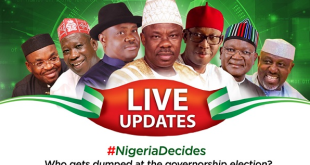 Who gets dumped at the governorship election?