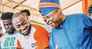 Must Read: Davido's Note As Tribunal Declares His Uncle, Ademola Adeleke Winner