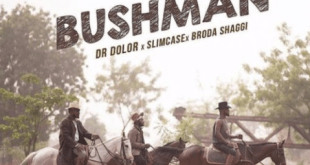 Dr Dolor x Slimcase x Broda Shaggi – Bush Man
