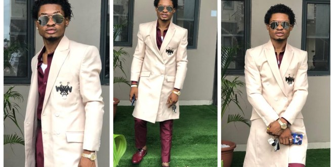 WXN Boss, Fynnexx Steps out in Stunning Outfit (Photos)