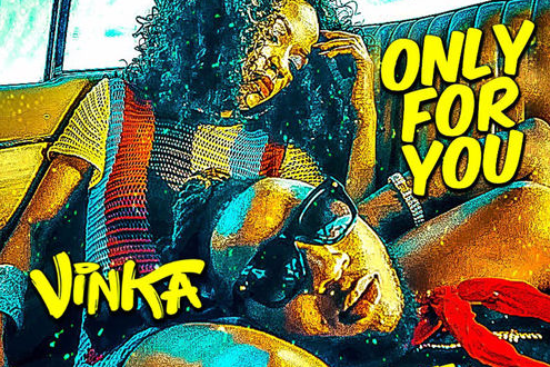 Vinka - Only for You ft. Yung6ix (Audio+Video)