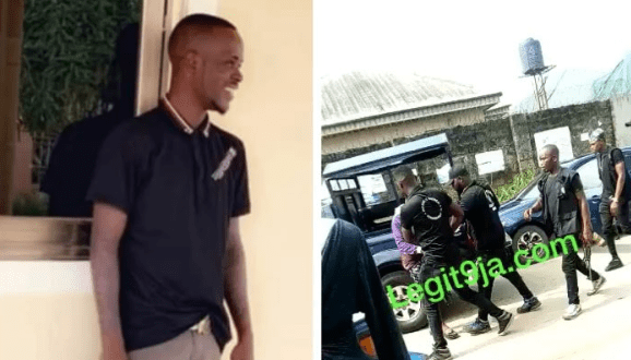 #EndSars: Nigerian Police Harass and Extort 300,000 Naira From A Family In Delta State (VIDEO)