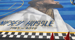 Basketball court Is named after Late Rapper, Nipsey Hussle