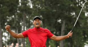 Tiger Woods's return to the top - How it happened