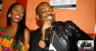 Tiwa Savage Emotional Note To Don Jazzy After Leaving Mavin Records
