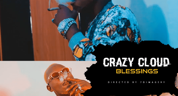 Crazycloud - Blessings (Video+Audio)