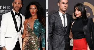 Sergio Ramos invites 500 guests to his wedding but 'excluded ex-teammate and friend Cristiano Ronaldo'