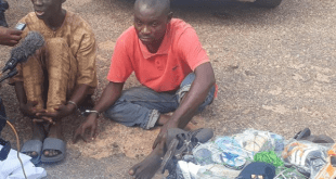 Police arrest fraudsters who hypnotized a Lady, raped her and collected N1.4m from her