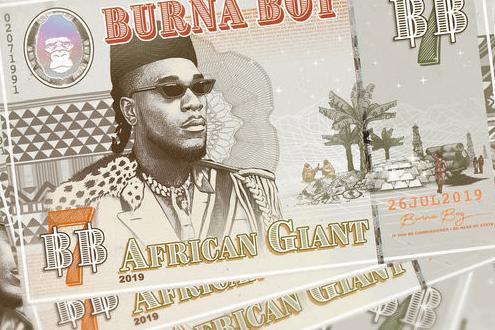 Burna Boy – African Giant