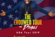 "D'banj Announces USA 2019 ""The Endowed Tour"""