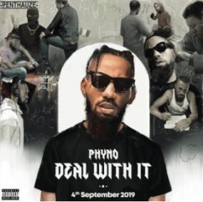 Phyno Album act