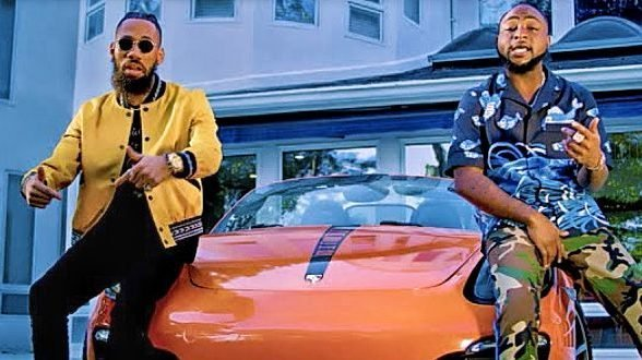 Phynp ft Davido Ride For You Official Video