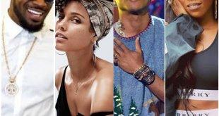 Dbanj, Alicia Keys, Pharell Williams, others set to Perform in Lagos