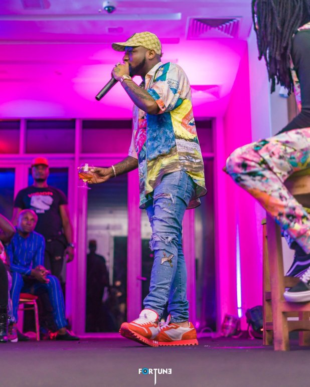 DMW boss Davido who is signed to Sony Music is set to drop his 2nd studio album in October 2019.