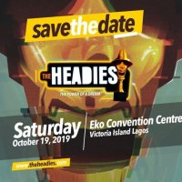 13th Headies Awards 2019, Organizers Announce Date and Venue