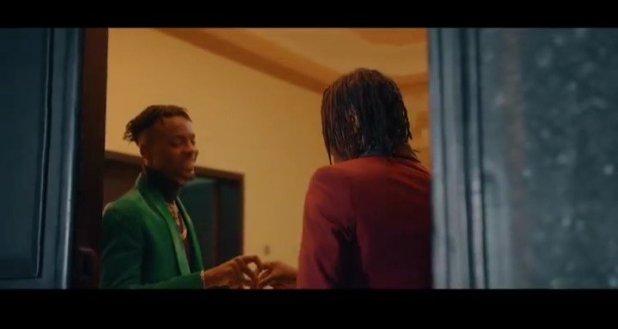 Naira Marley X Young John – Mafo (Video Snippet