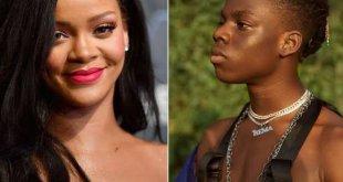 Rihanna and Rema Dumebi