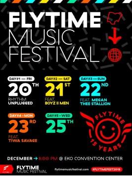 Flytime Music Festival 2019