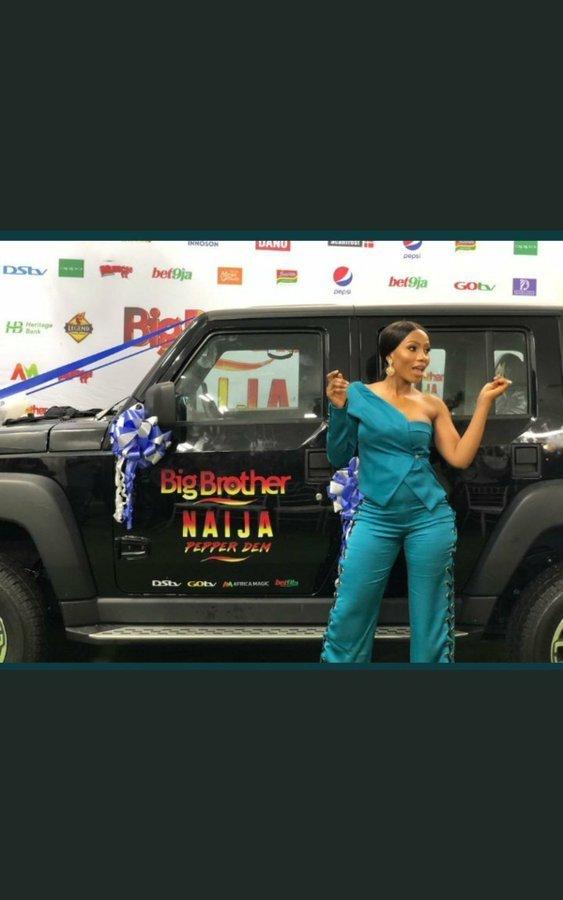 BBNAIJA: Mercy Bags Endorsement and 28 Million Naira from Innonson Motors