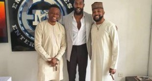 Breaking! Banky W signs BBNaija's Mike and Wife to EME