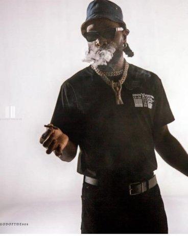 Zlatan Ibile Feat Burna Boy – Gbeku Video (BTS PHOTOS)