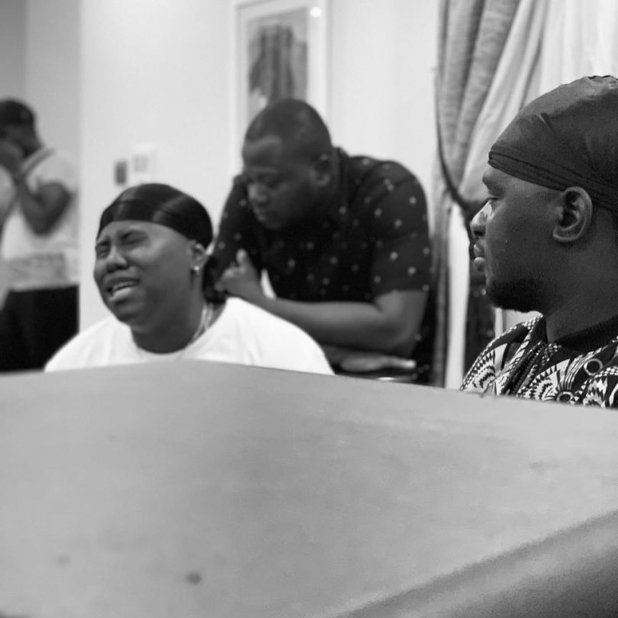 Wander Coal Set To Collaborate with Teni (Photos)