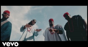 DOWNLOAD VIDEO: Larry Gaaga x Flavour – Tene