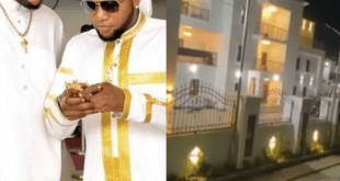 Brothers Kcee and E Money Builds an Estate in Uli, Anambra State