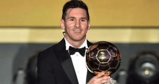 Lionel Messi beats Virgil van Dijk and Cristiano Ronaldo to win record sixth Ballon d'Or