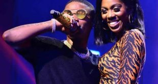 """""""The Older the Better"""" – Tiwa Savage Confirms Relationship With Wizkid"""