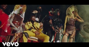 DOWNLOAD VIDEO: Davido ft. Naira Marley x WurlD x Zlatan – Sweet In The Middle