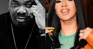 Don Jazzy Rejects Ghanaian Food So He Doesn't Purge Like Cardi B