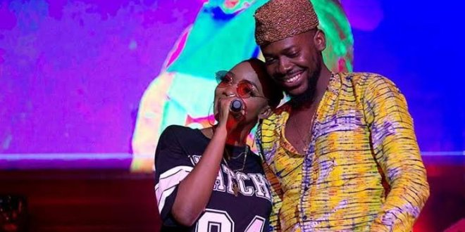 Simi Says Didn't Wanna Reveal Her Relationship With Adekunle Gold