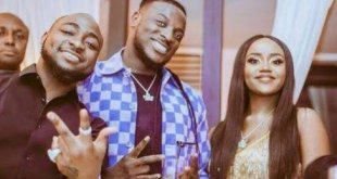 Peruzzi accused of committing incest with Davido's Fiancé Chioma