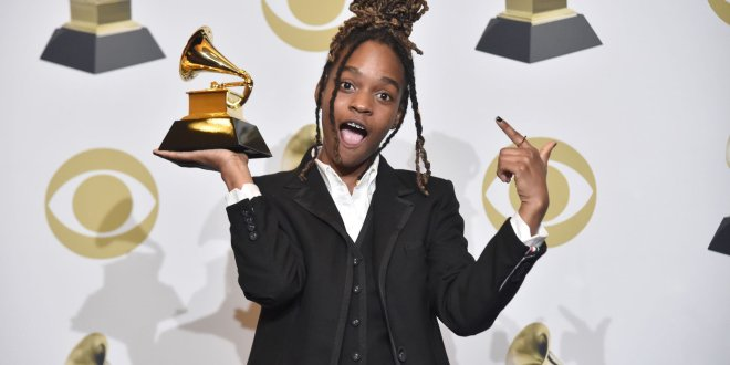 19 years old, Koffee wins the Best Reggae Album category at Grammy Awards