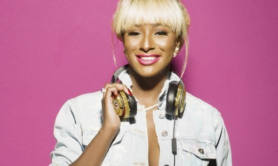 BREAKING: See why DJ Cuppy called her mum rude