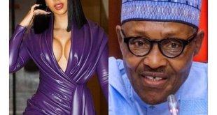 Presidency Replies Cardi B's interest in being a Nigerian Citizen